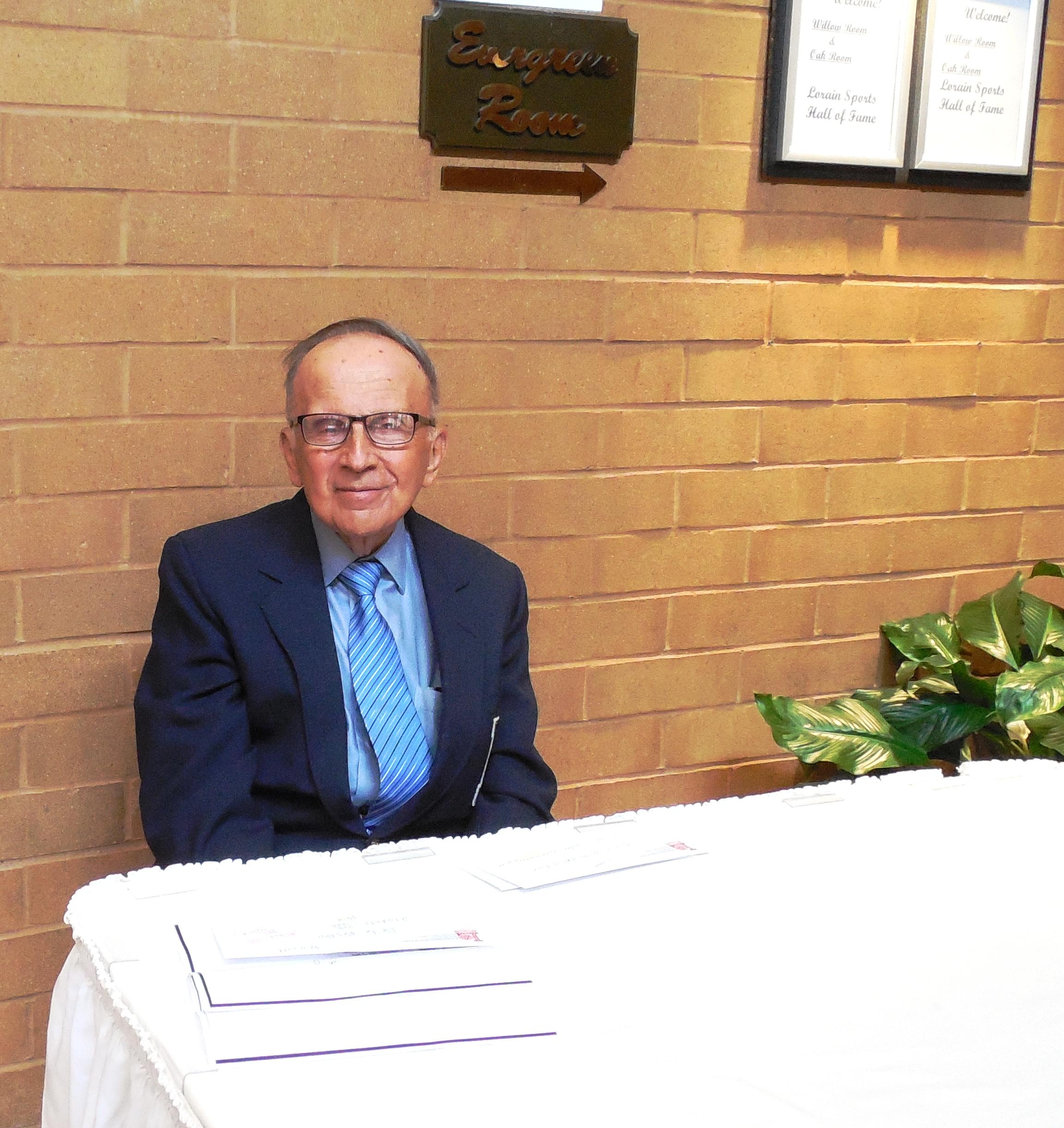 Jim Popiel, LSHOF Committee member