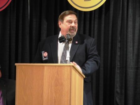 Tom Bauer, Special Category inductee