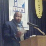 Inductee Donald Church was one of Lorain HIgh's all-time great running backs.