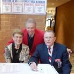 Carolyn & Bill Stough, Bill Rufo