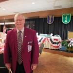 David Simpson President LSHF