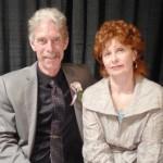 Inductee Brad Frank & wife, Julie
