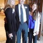 Inductee Jose Tirado & family