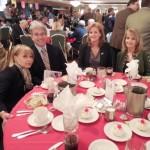 Rebmen Rec Table, Carol, Scott, Mary Lou & Patty