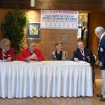Tom Skoch, Bill Rufo, Carolyn & Bill Stough, Ed Dohanos