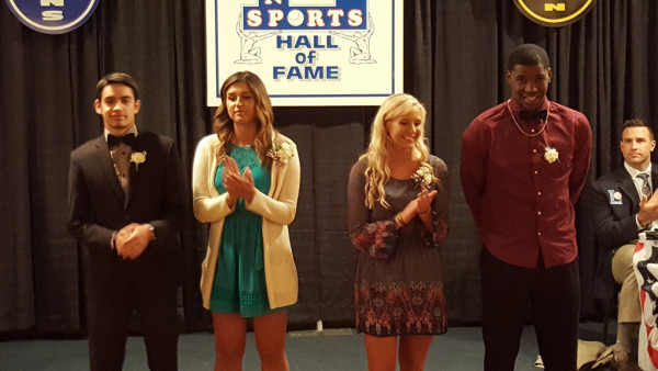 Congratulations to Naz Bohannon, who was honored with the Lorain Sports Hall of Fame's 2017 J. Ed Uland Award and scholarship as Lorain's outstanding scholar-athlete -- and congratulations to all the finalists. (Courtesy of lorainathletics.org; more information at http://lorainathletics.org/2017/05/05/congratulations-uland-finalists/
